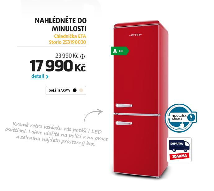 Chladnička ETA Storio 253190030