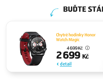 Chytré hodinky Honor Watch Magic