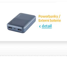 Powerbanky / Externí baterie