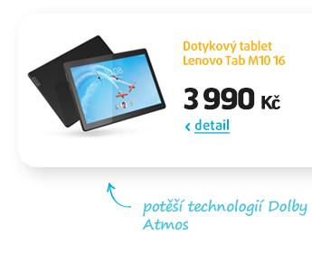 Dotykový tablet Lenovo Tab M10 16