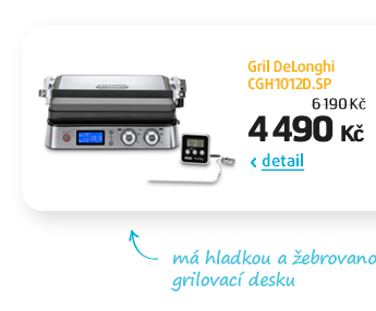 Gril DeLonghi CGH1012D.SP