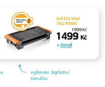 Gril ETA Vital 1162 90000