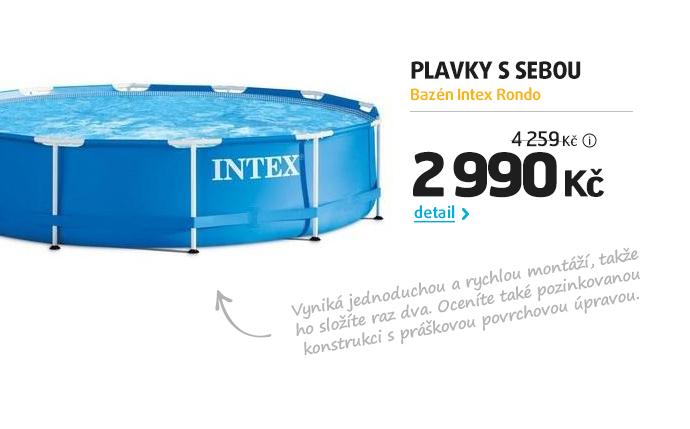 Bazén Intex Rondo