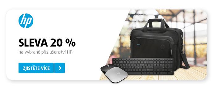 HP - 20 % na produkty HP