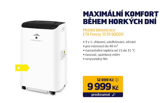 Mobilní klimatizace ETA Freezy 1578 90000