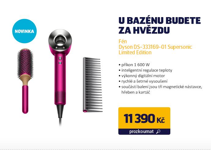 Fén Dyson DS-333169-01 Supersonic Limited Edition