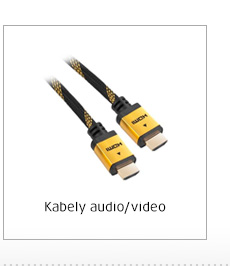 KABELY AUDIO/VIDEO