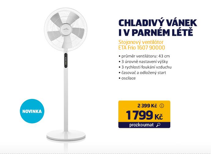 Stojanový ventilátor ETA Frio 1607 90000