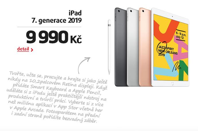 iPad 7. generace 2019