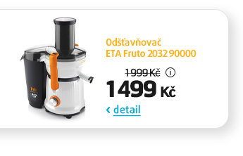 Odšťavňovač ETA Fruto 2032 90000