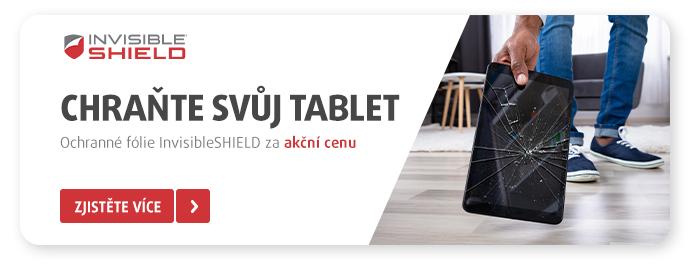 Chraňte svůj tablet