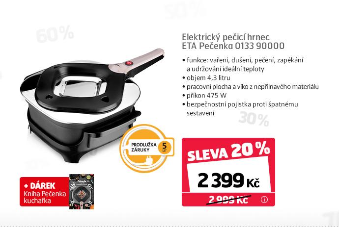Elektrický pečicí hrnec ETA Pečenka 0133 90000