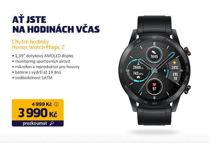 Chytré hodinky Honor Watch Magic 2