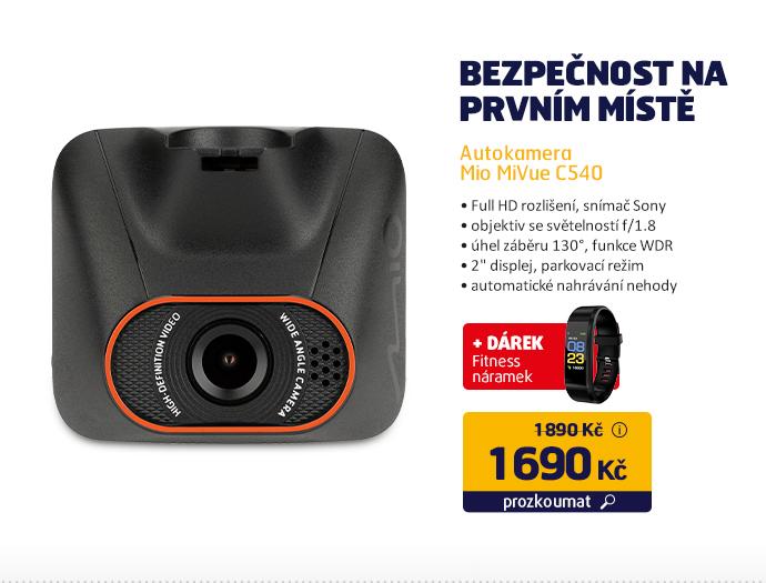 Autokamera Mio MiVue C540