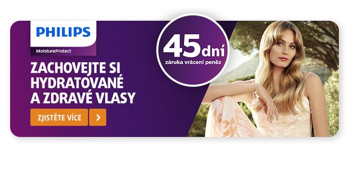 Philips Hair care - Záruka 45 dní na vrácení peněz