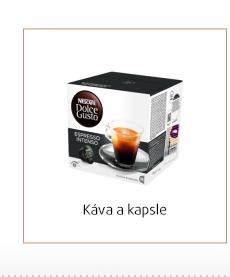 Káva a kapsle