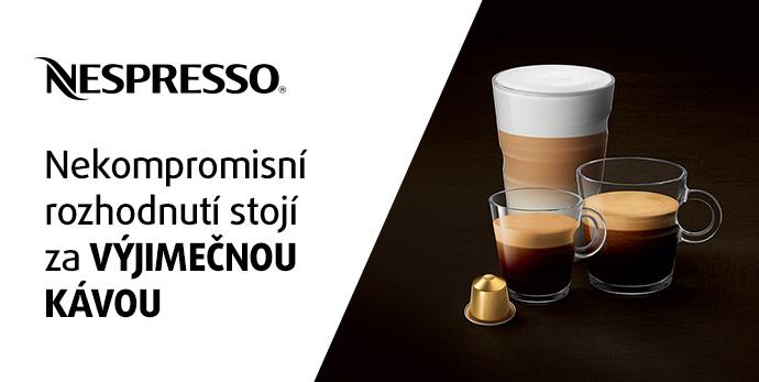 Nespresso - výjimečná káva