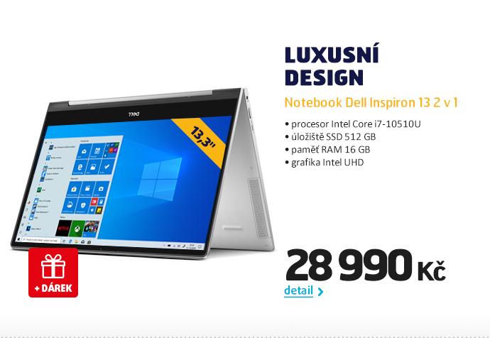 Notebook Dell Inspiron 13 2 v 1