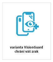 Varianta VisionGuard chrání váš zrak