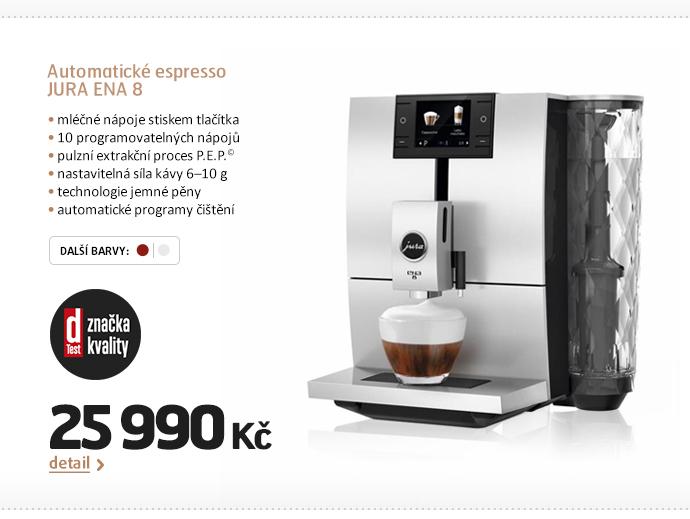 Automatické espresso JURA ENA 8