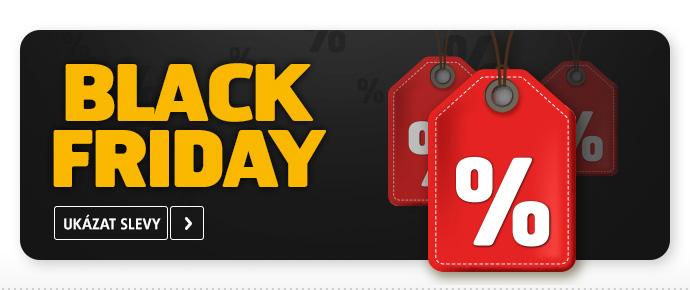 Celá nabídka Black Friday