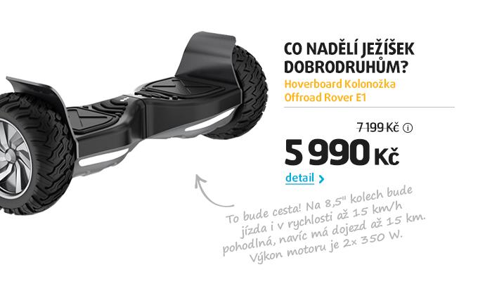 Hoverboard Kolonožka Offroad Rover E1