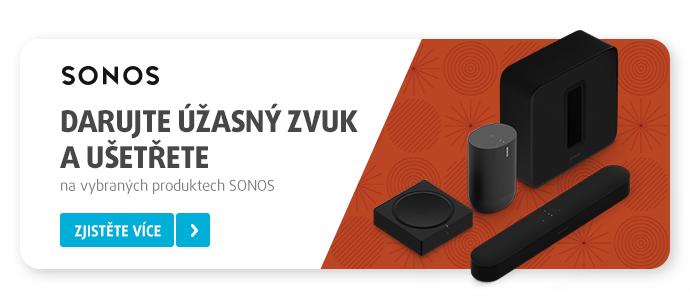 Reproduktory Sonos v akci