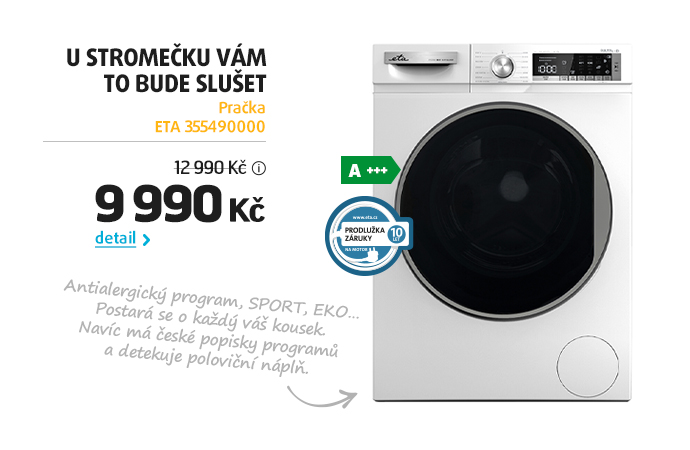 Pračka ETA 355490000