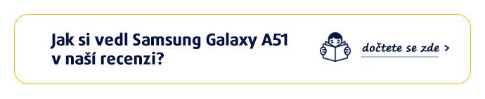 Jak si vedl Samasung Galaxy A51