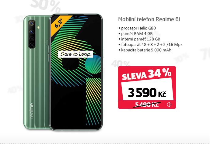Mobilní telefon Realme 6i