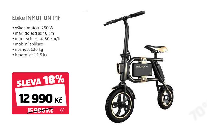 Ebike INMOTION P1F
