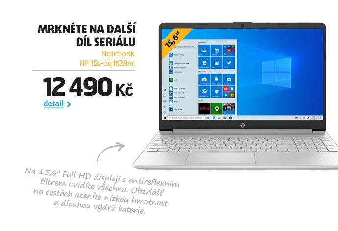 Notebook HP 15s-eq1628nc