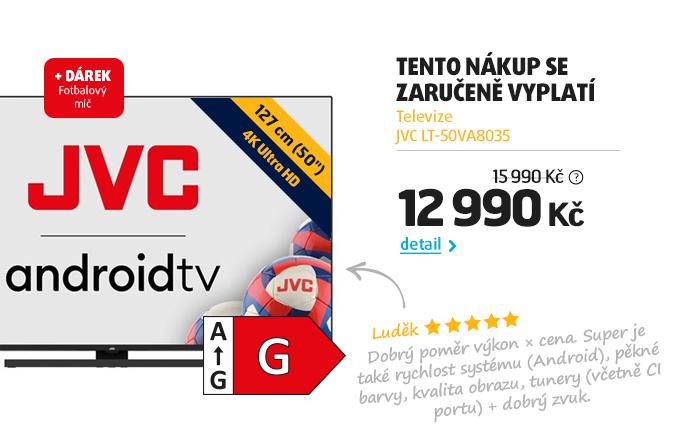 Televize JVC LT-50VA8035
