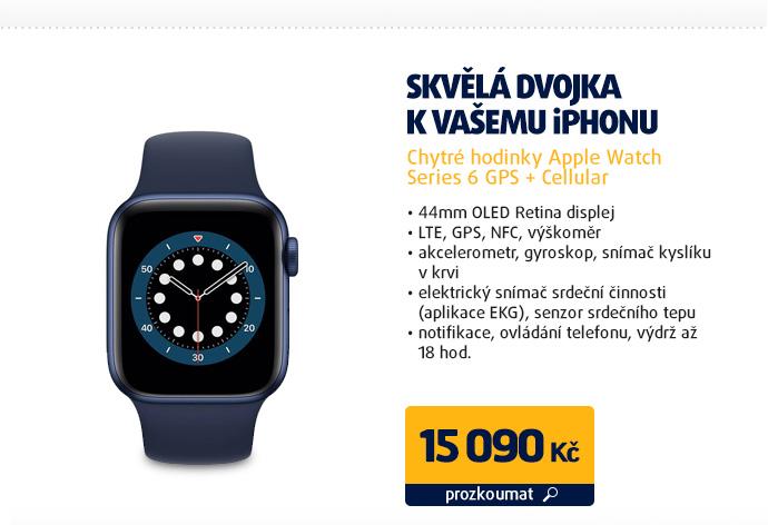 Apple Watch Series 6 GPS + Cellular