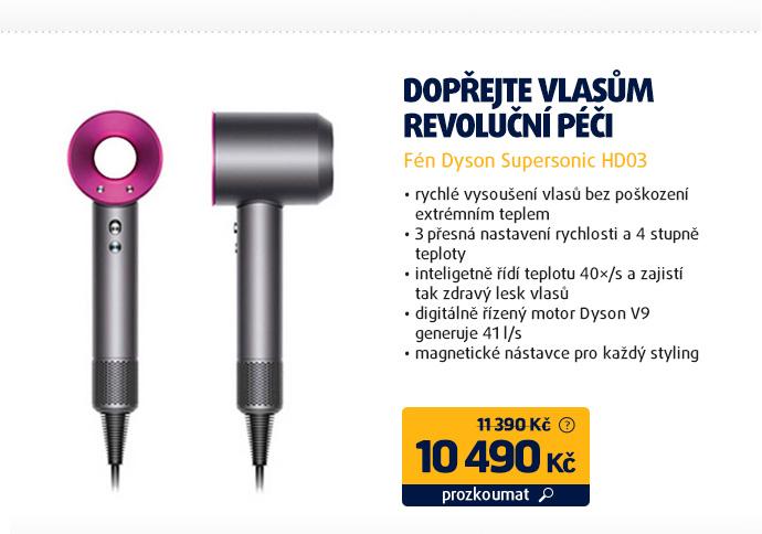 Fén Dyson Supersonic HD03