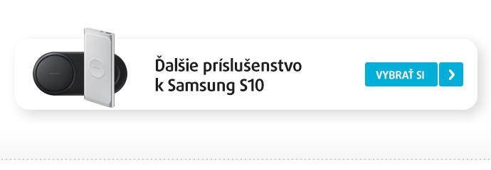 Ďalšie príslušenstvo k Samsung S10
