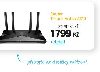Router TP-Link Archer AX10