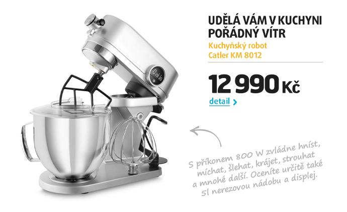 Kuchyňský robot Catler KM 8012