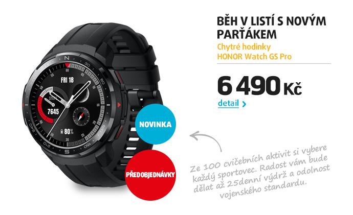 Chytré hodinky HONOR Watch GS Pro