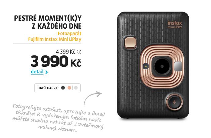 Fotoaparát Fujifilm Instax Mini LiPlay
