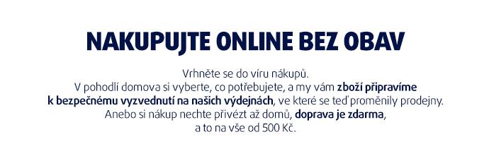 Nakupujte online bez obav