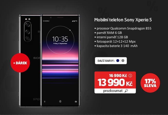 Mobilní telefon Sony Xperia 5