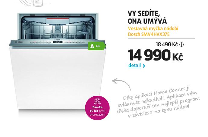 Vestavná myčka nádobí Bosch SMV4HVX37E