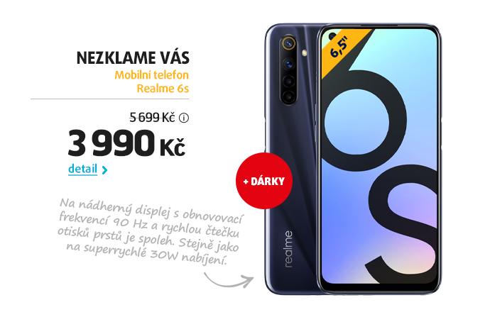 Mobilní telefon Realme 6s