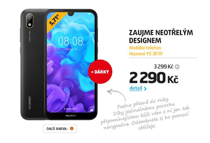Mobilní telefon Huawei Y5 2019