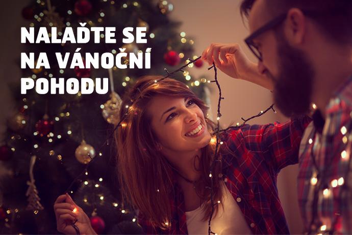 Nalaďte se na vánoční pohodu