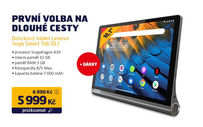 Dotykový tablet Lenovo Yoga Smart Tab 10.1