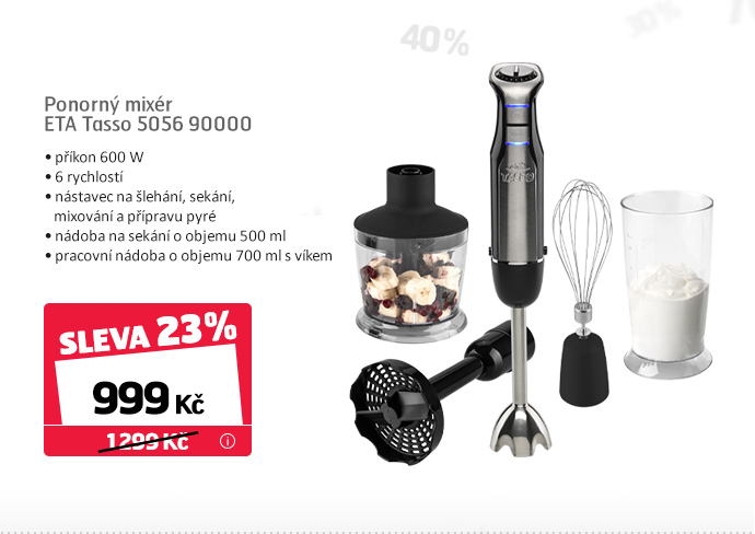 Ponorný mixér ETA Tasso 5056 90000