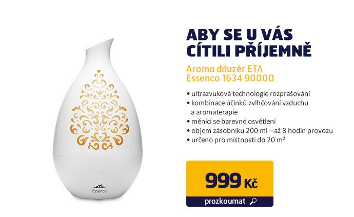Aroma difuzér ETA Essenco 1634 90000