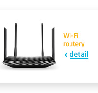 Wi-Fi routery